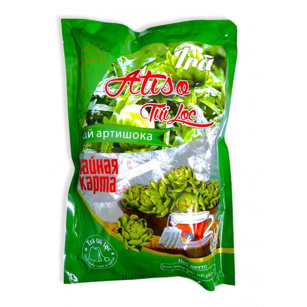 Tra Atiso Relax чай из артишока (100 пак. x 2 гр.)