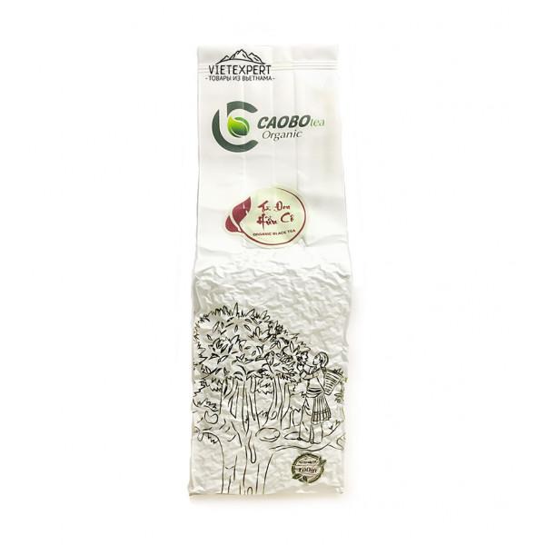 Органический черный чай (100 гр.)