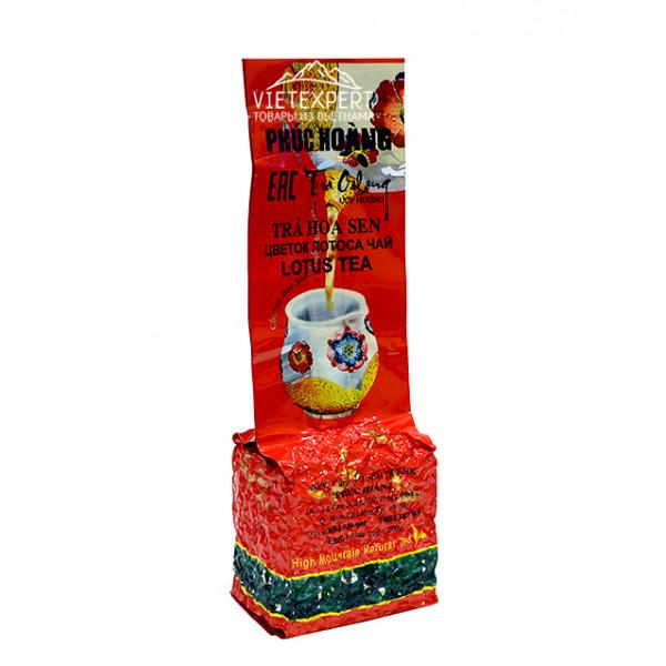 Phuc Hoang улун с лотосом (200 гр.)