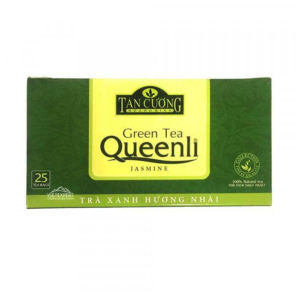 Tan Cuong зеленый чай (25 пак.)
