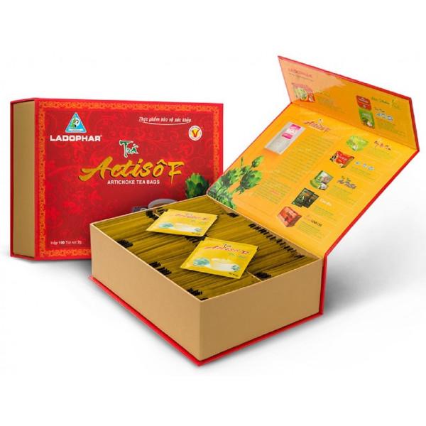 Thai Bao артишоковый чай в пакетиках (60 пак)