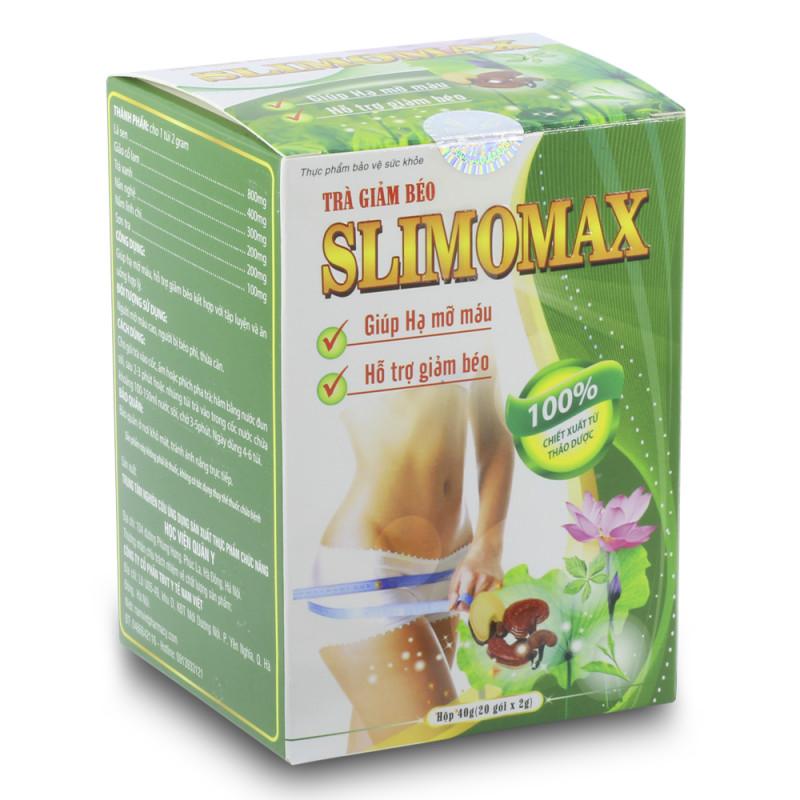 Slimomax чай для похудения