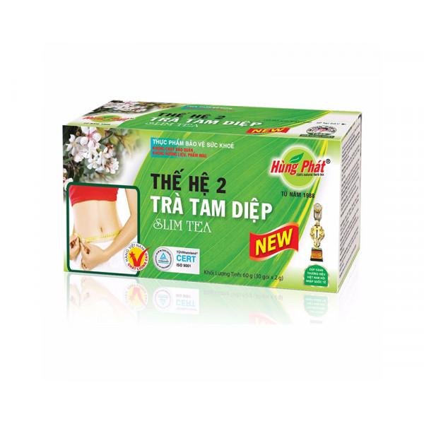 Tra Tam Diep для похудения (30 пак. X 2 гр.)