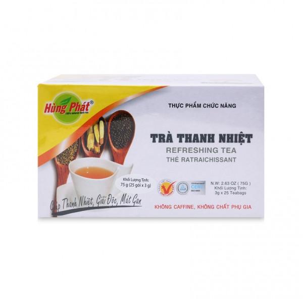 Нони чай Tra Thanh Nhiet в пакетиках (25 пак. x 3гр.)