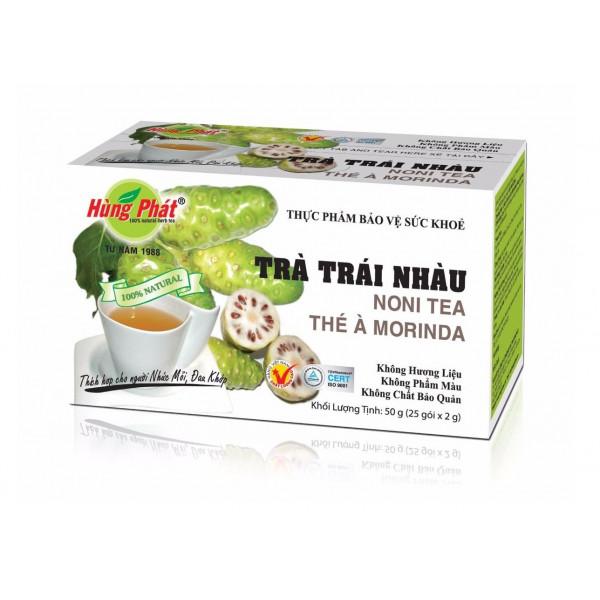 Tra Trai Nhau чай из фрукта нони (25 пак. x 2 гр.)