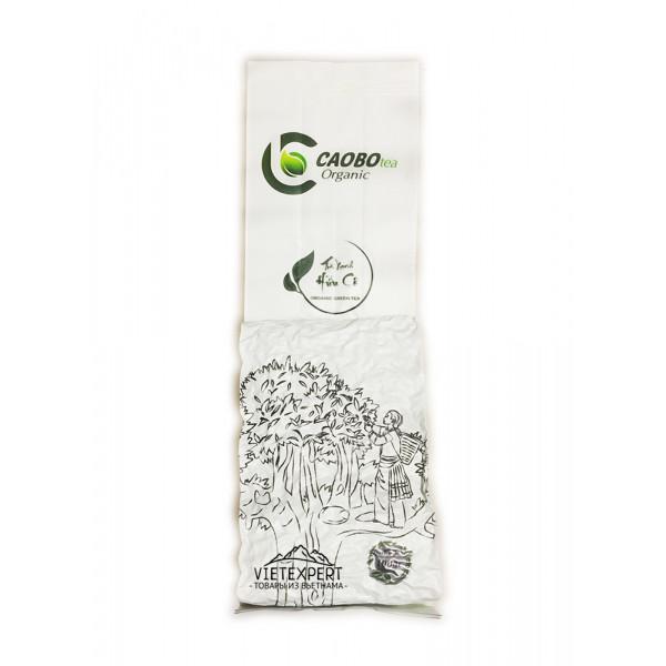 Органический зеленый чай (100 грамм)