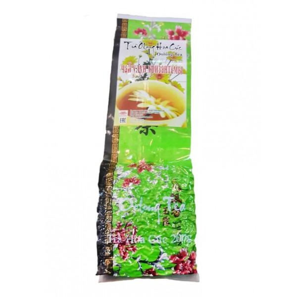 Улун с хризантемой (200 гр)