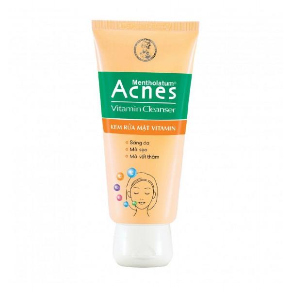 Acnes Vitamin Cleanser (50 гр.)