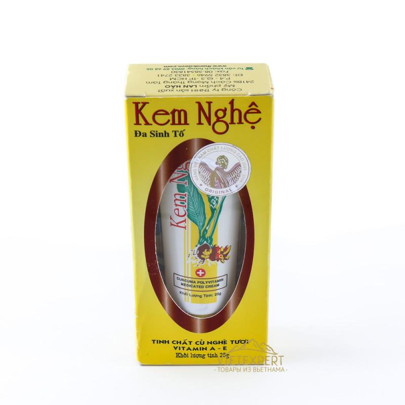 Заживляющий крем для лица Kem Nghe