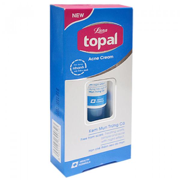 Крем для ухода за проблемной кожей Lana Topal (10 грамм)