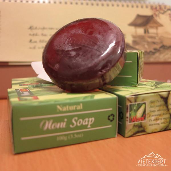 Вьетнамское мыло Нони с кокосовым маслом (100 гр.)