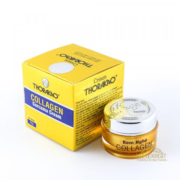 Крем Thorakao Collagen curcuma cream (10 гр.)