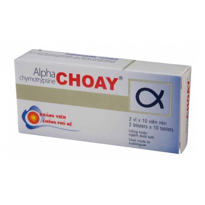 Противовоспалительное средство Alpha Choay