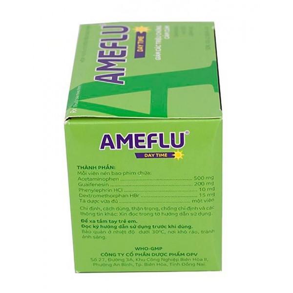 Таблетки Ameflu Daytime (100 шт.)