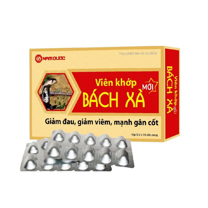Bach Xa капсулы для суставов