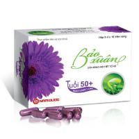 Bao Xuan 50+ препарат с фитоэстрогенами