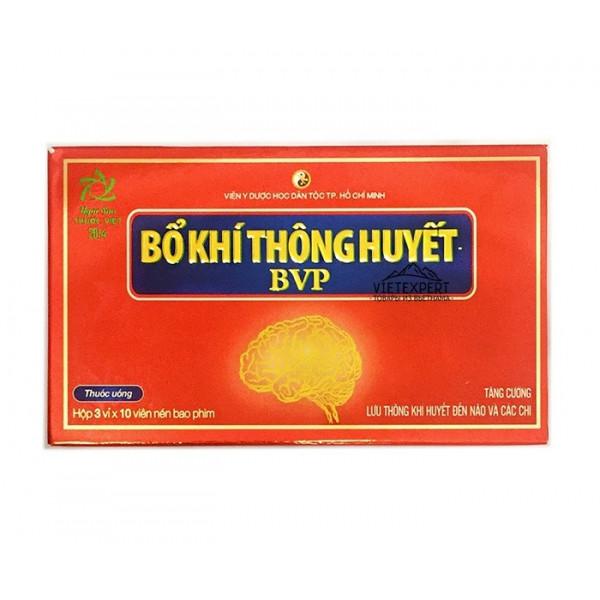 Bo Khi Thong Huyet натуральный венотоник (30 капсул)