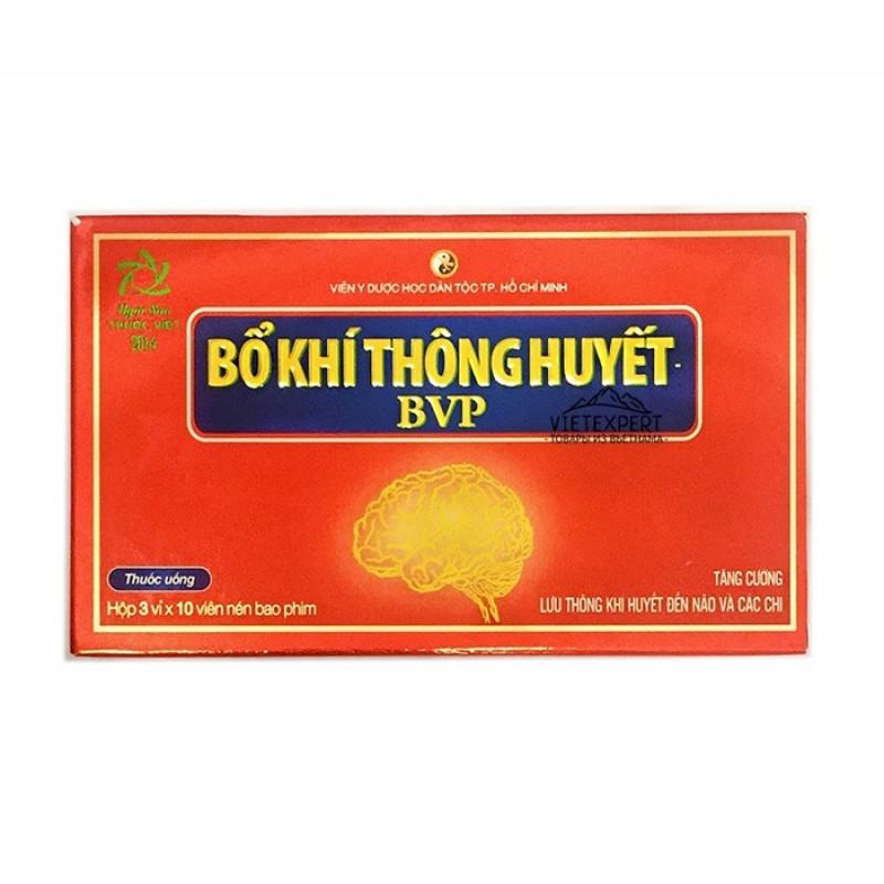 Bo Khi Thong Huyet капсулы венотонизирующие