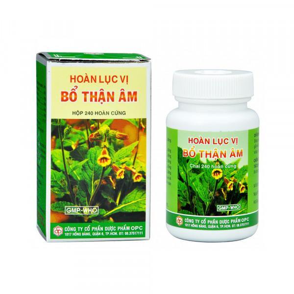 Препарат для выведения токсинов Bo Than Am (240 шт.)