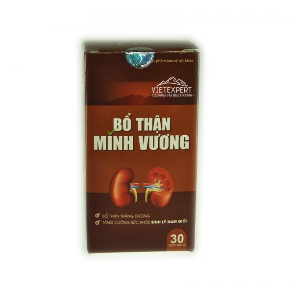Средство для лечения воспаления простаты из Вьетнама Bo Than Minh Vuong (30 капс.)
