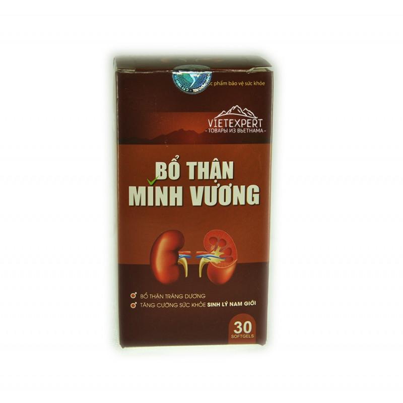 Bo Than Minh Vuong  для лечения воспаления простаты