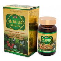 Капсулы для печени Ca Gai Leo Gold