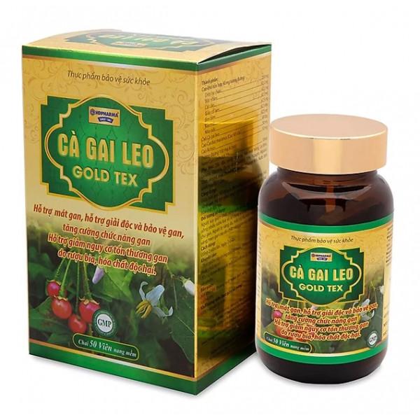 Ca Gai Leo Gold для печени усиленный (60 капс)