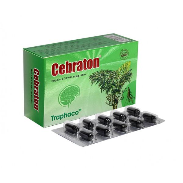 Цебратон из Вьетнама (50 капс.)