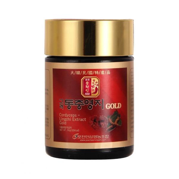 Cordyceps Lingzhi Extract Gold (50 мл)
