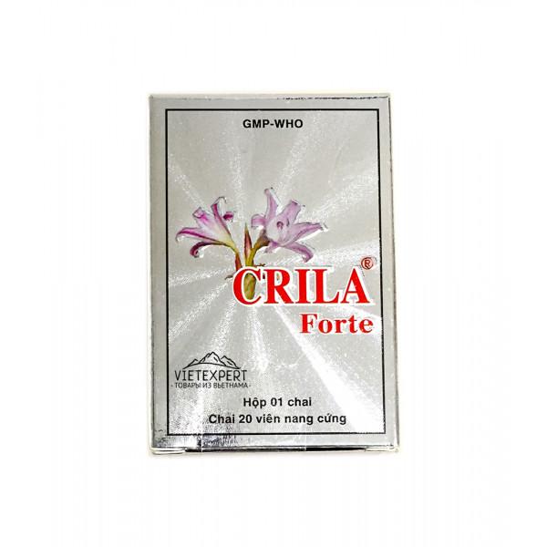 Препарат Crila Forte для мужского и женского здоровья