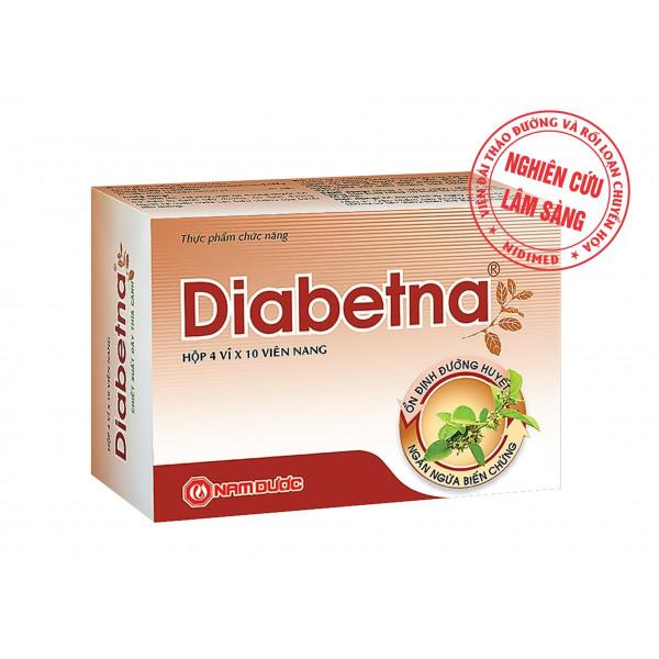 Diabetna вьетнамский препарат от диабета