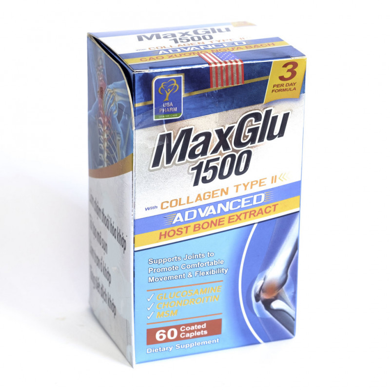 MaxGlu 1500 капсулы от артроза