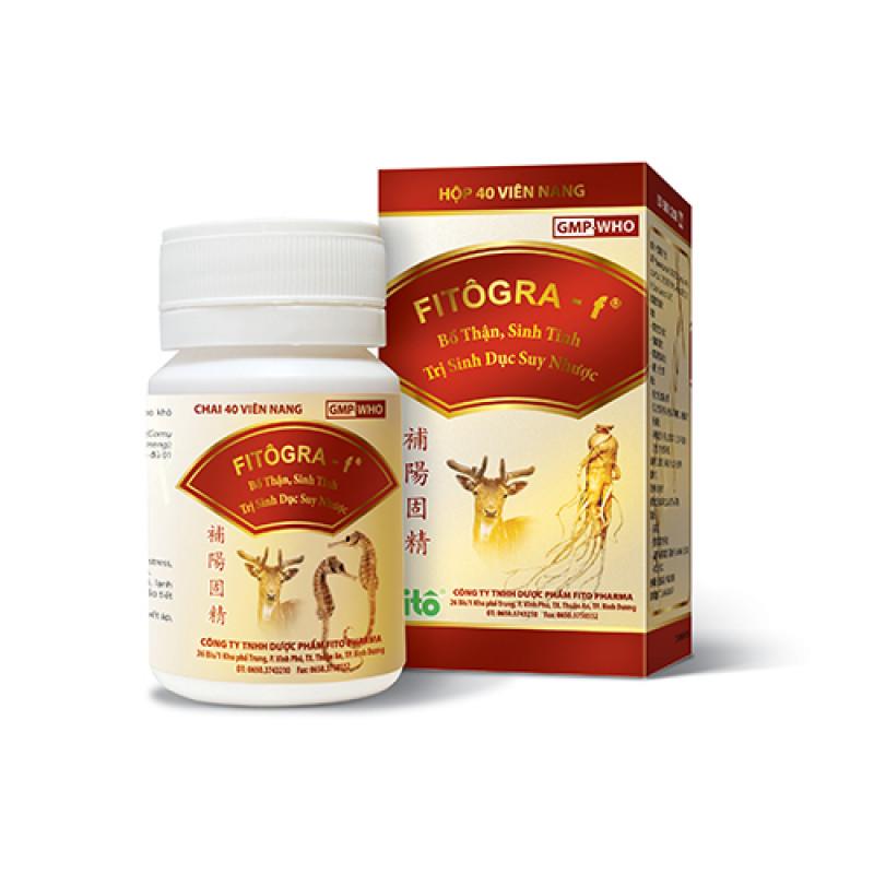 Fitogra-f для мужского здоровья