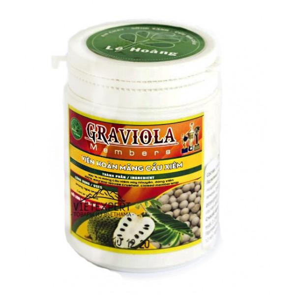 Graviola members капсулы с гравиолой (100 грамм)