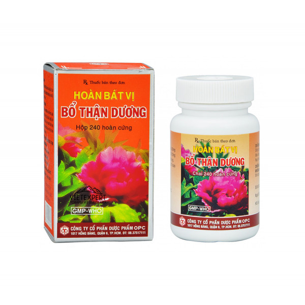 Bo Than Duong для восстановление почек (240 шт.)