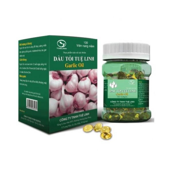 Капсулы для повышения иммунитета Dau Toi Tue Linh  (100 шт.)
