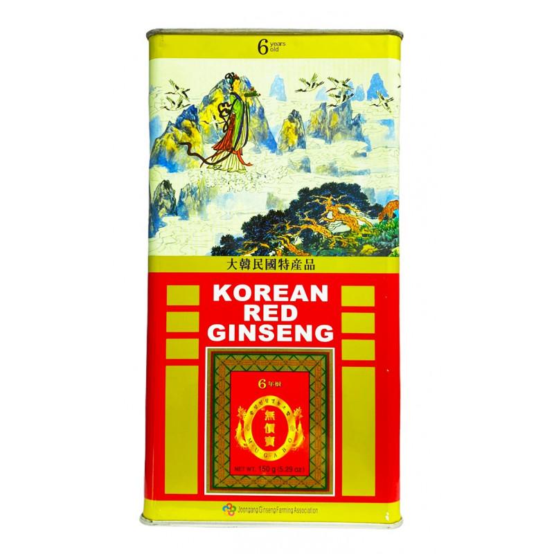 Korean Red Ginseng корень женьшеня