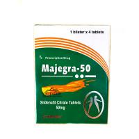 Majegra-50 для потенции