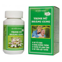 Trinh Nu Hoang Cung миомы матки и кист