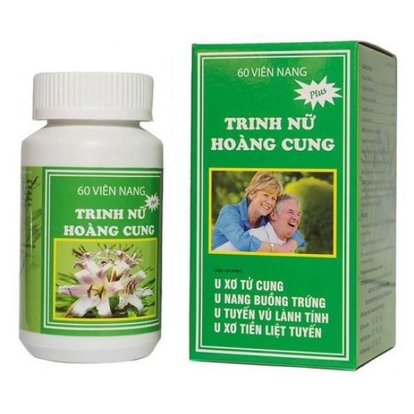 Препарат для лечения миомы матки и кист яичников (60 капс)