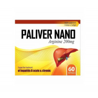 Paliver Nano для восстановления клеток печени