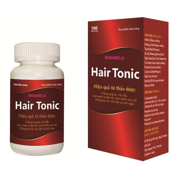 Препарат против выпадения волос Hair Tonic (100 капсул)