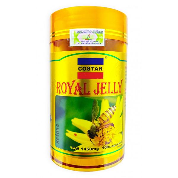 Маточное молочко в капсулах Royal Jelly (100 шт.)