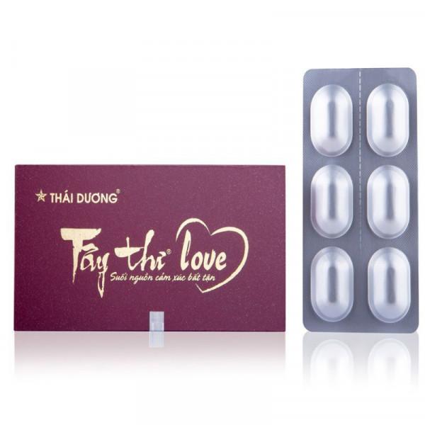 Tay Thi Love препарат при менопаузе (6 капсул)