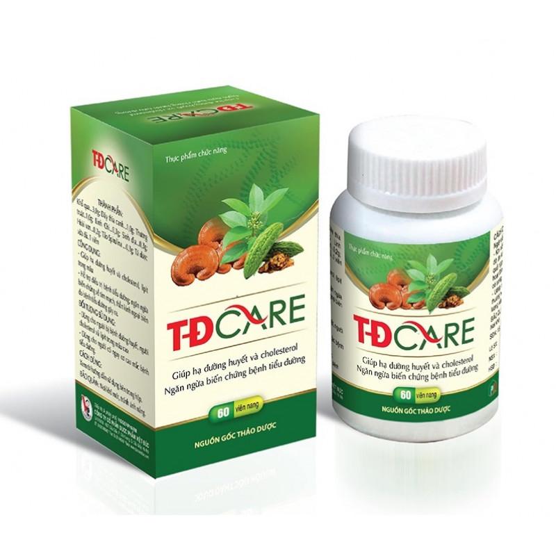 TD CARE препарат от диабета