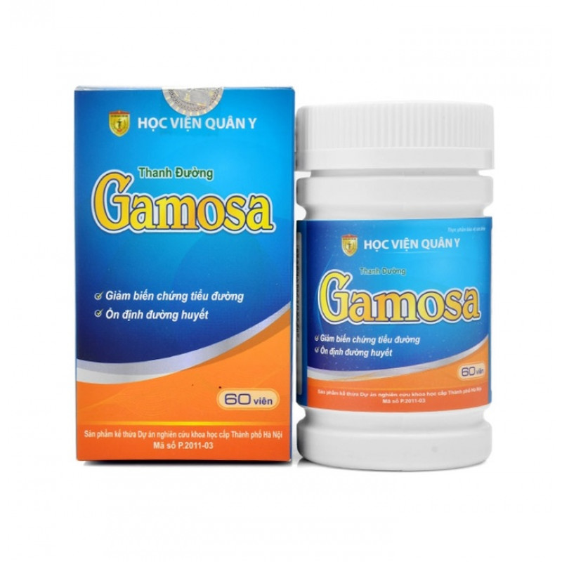 Gamosa препарат для диабетиков