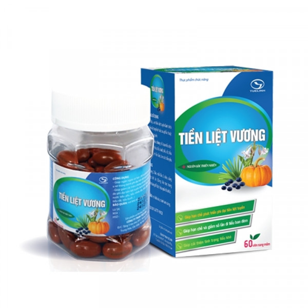 Tien Liet Vuong для простаты (60 капсул)