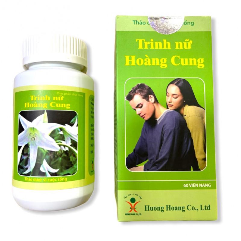 Trinh Nu Hoang Cung для женского здоровья