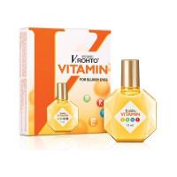 Капли глазные V Rohto Vitamin