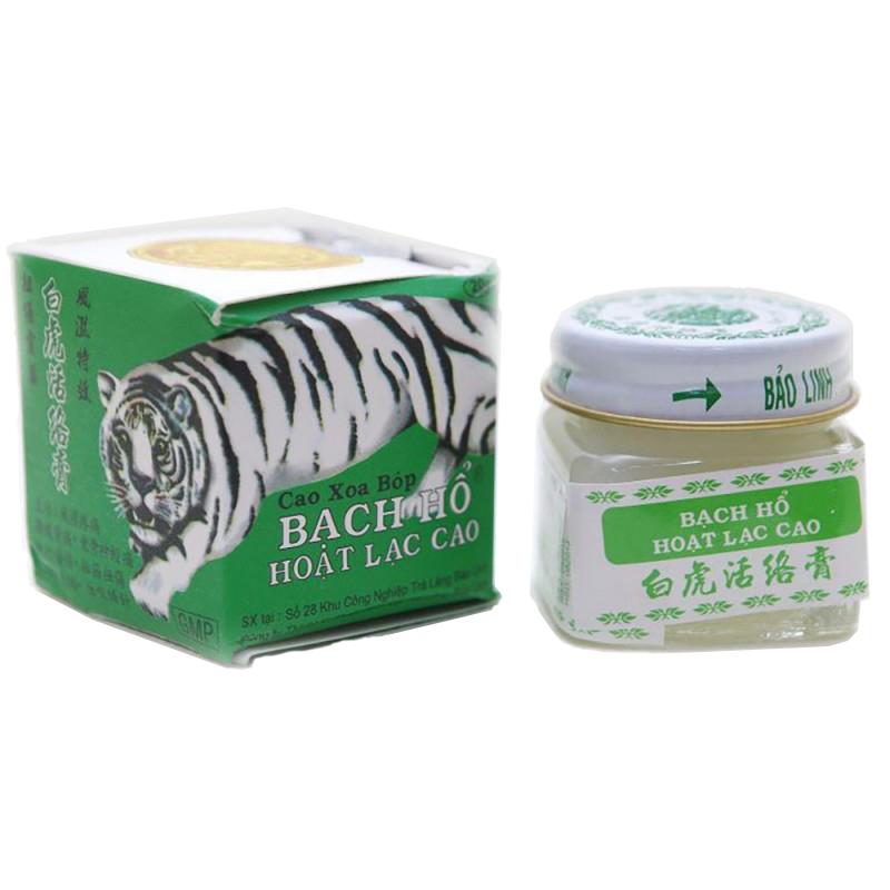 Мазь Bach Ho (Белый Тигр)